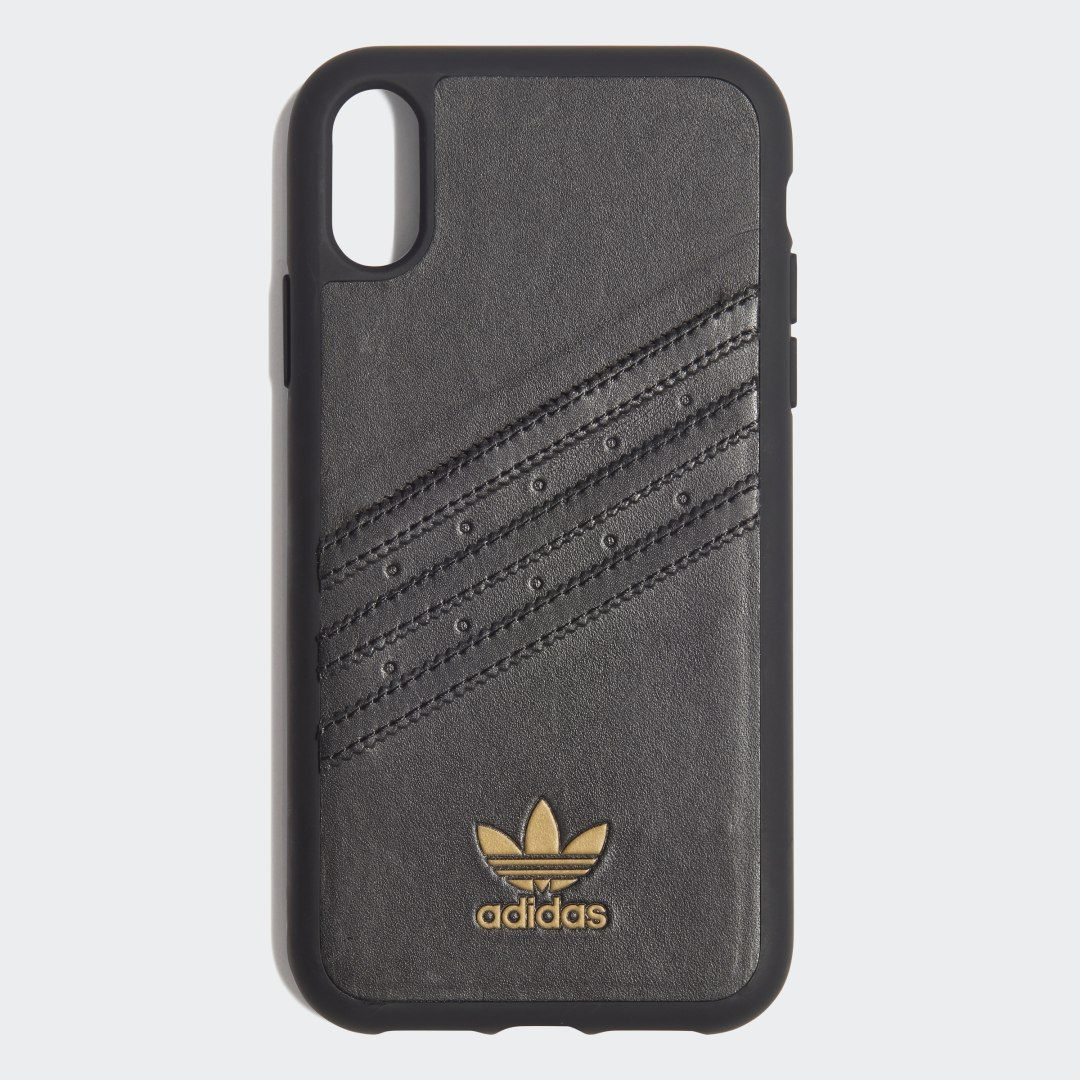 adidas Puprem Molded Case iPhone XR - Black | adidas US