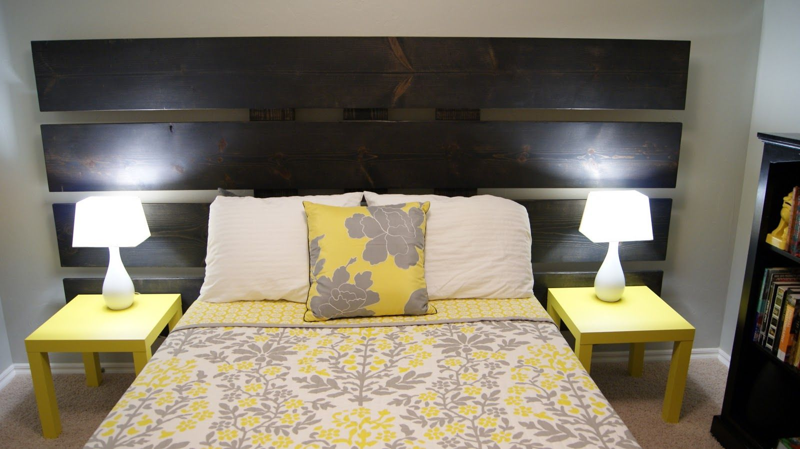 Kiki: Great Quilt 42 Modern Grey And Yellow Bedroom Ideas For Girls