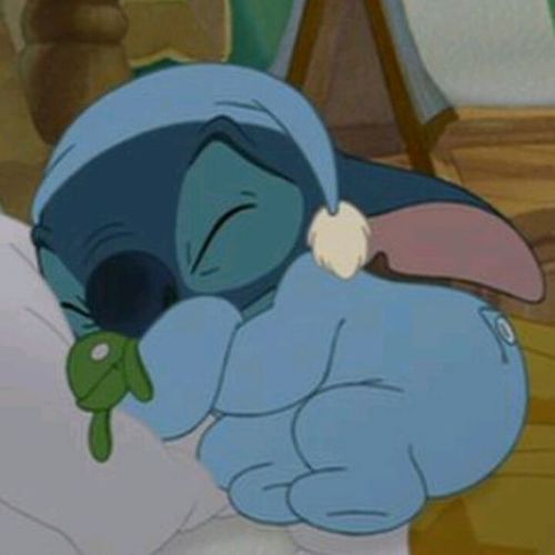 stitch, disney, and sleep image - #Disney #Image #sleep #stitch #stitchdisney