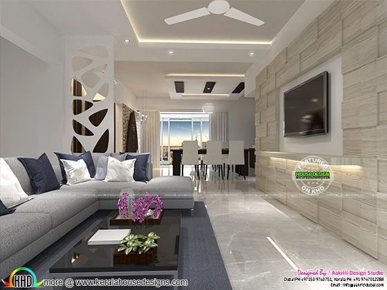 Pin On Amazing Apartments Beautiful living rooms in kerala