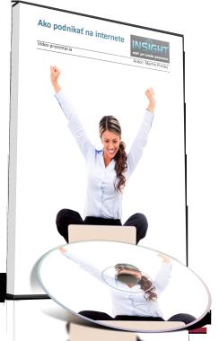 Audio kniha, ktorá vás prevedie základmi podnikania na internete.