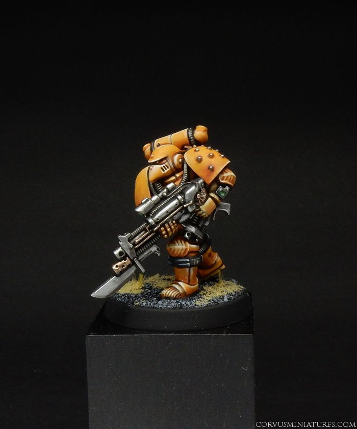Imperial Space Marine Games Workshop Gw Warhammer 40k