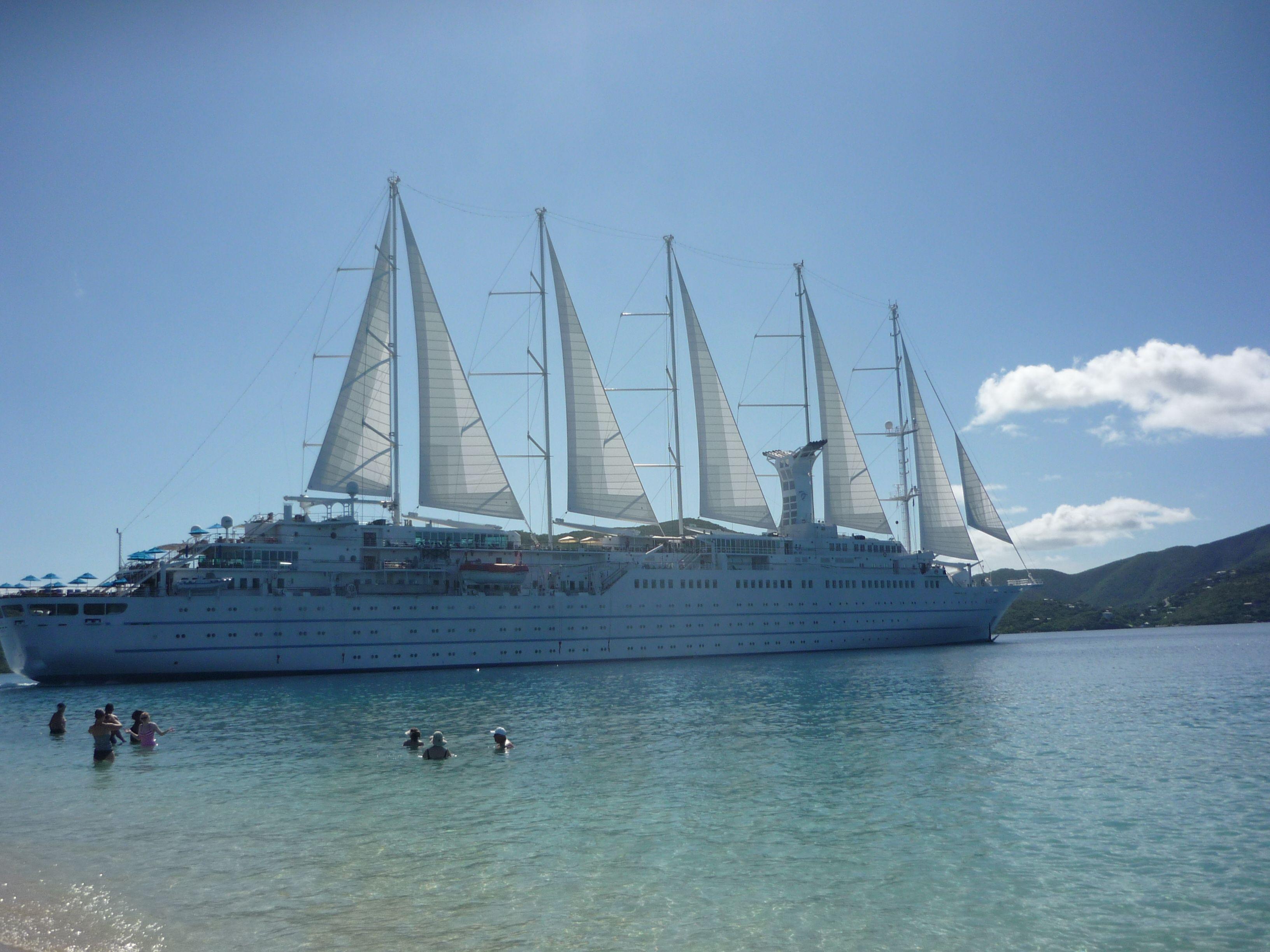 Windsurf Cruise line