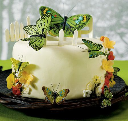 Butterfly Cake Decorations Butterfly Cake Decorations Butterfly Cakes Cake Decorating Set