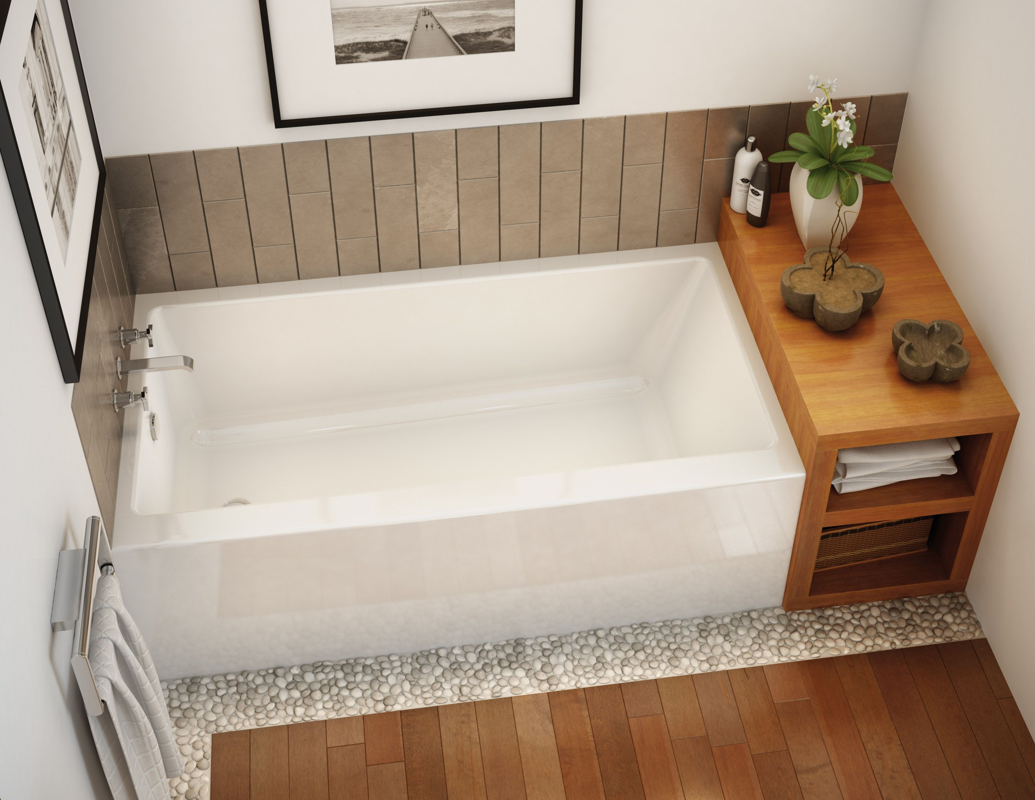 bathroom tub iron skirted slipper inside soaking with contemporary bateau japanese no cast kohler bellwether overflow awesome kateryn winton
