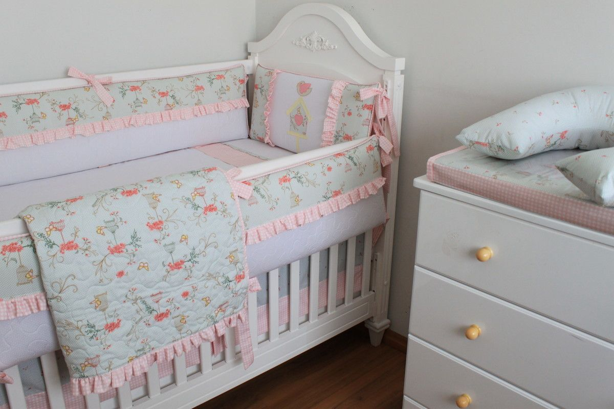 Kit floral quarto bebê pinterest babyzimmer