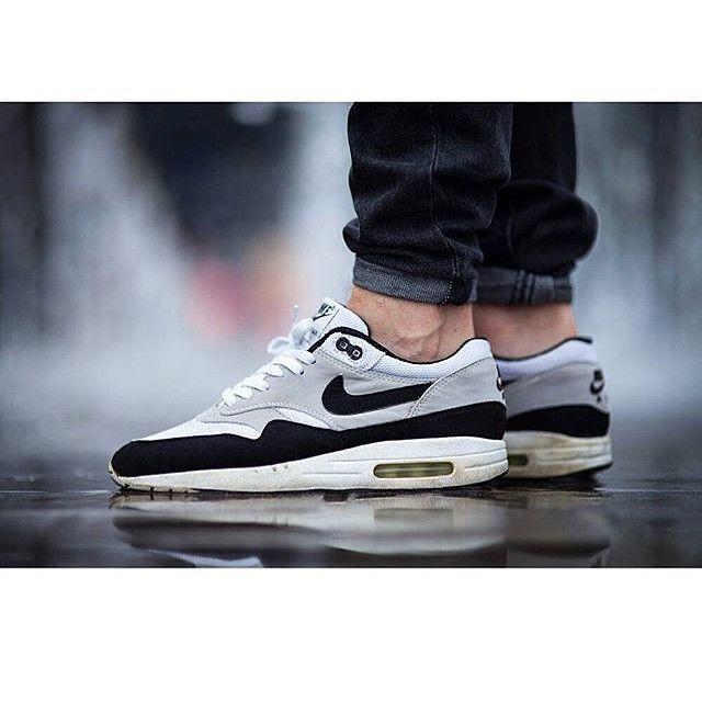 One of the best ! Nike Air Max 1 OG Mesh 99 Black by  zu verkaufen
