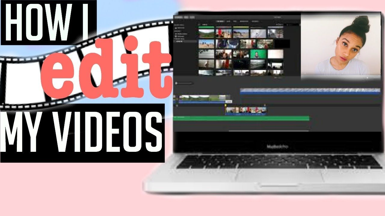 How I Edit My Youtube Videos with iMovie! Transitions