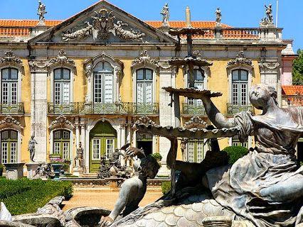 Palácio Nacional de Queluz, Portugal