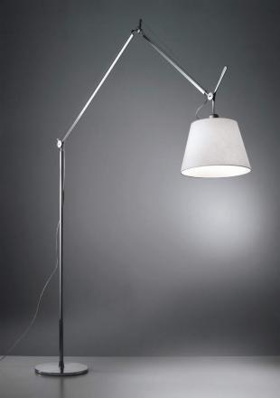 Artemide Tolomeo Leeslamp Vloerlamp Lampen Verlichting
