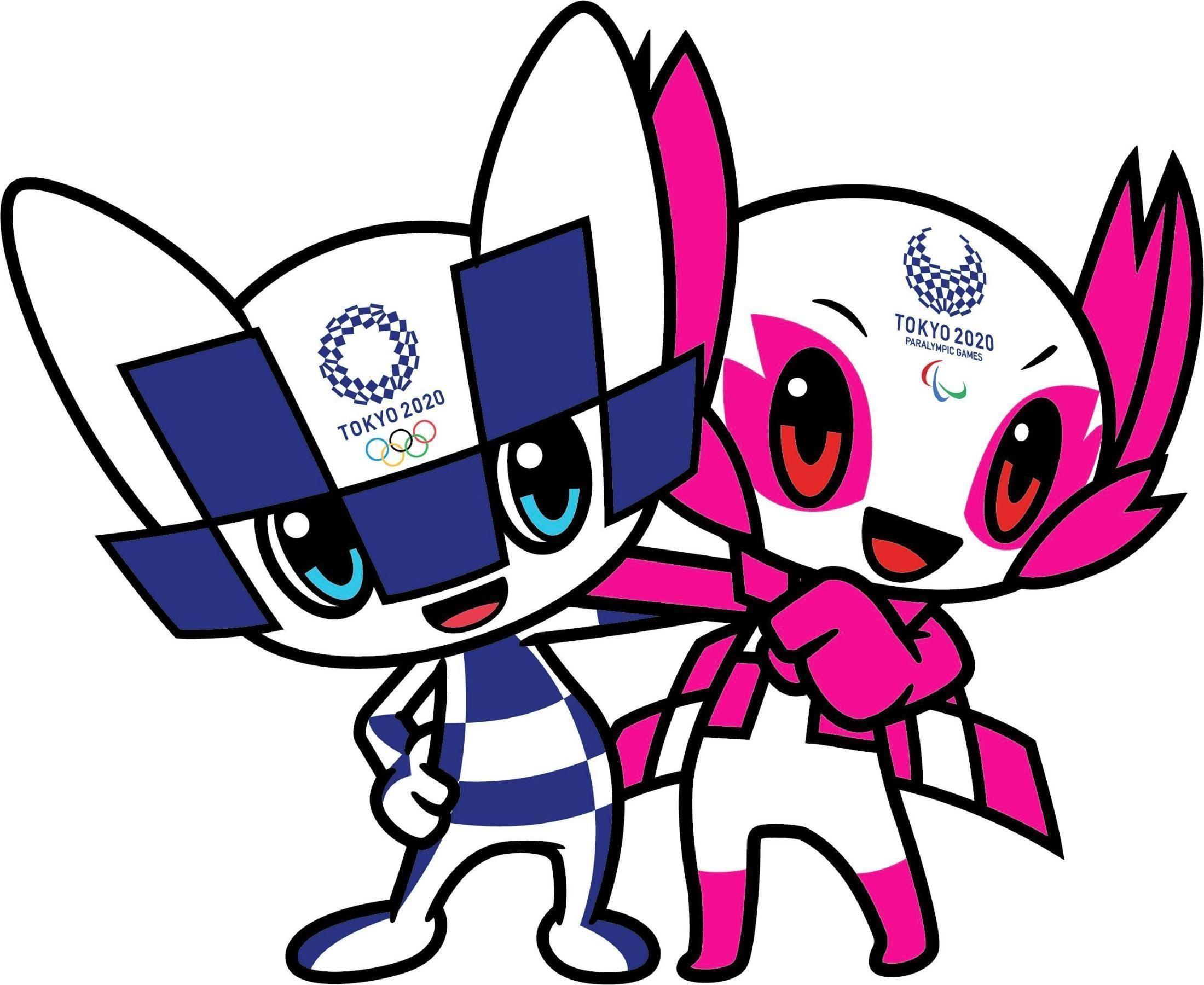 五輪マスコット名にskeファン プリキュアファンが反応 ミライトワ 7 22 日 デイリースポーツ 肩を組む東京五輪マスコット ミライトワ 左 と パラリンピックマスコット ソメイティ 右 tokyo2020提供 オリンピック競技 夏季オリンピック