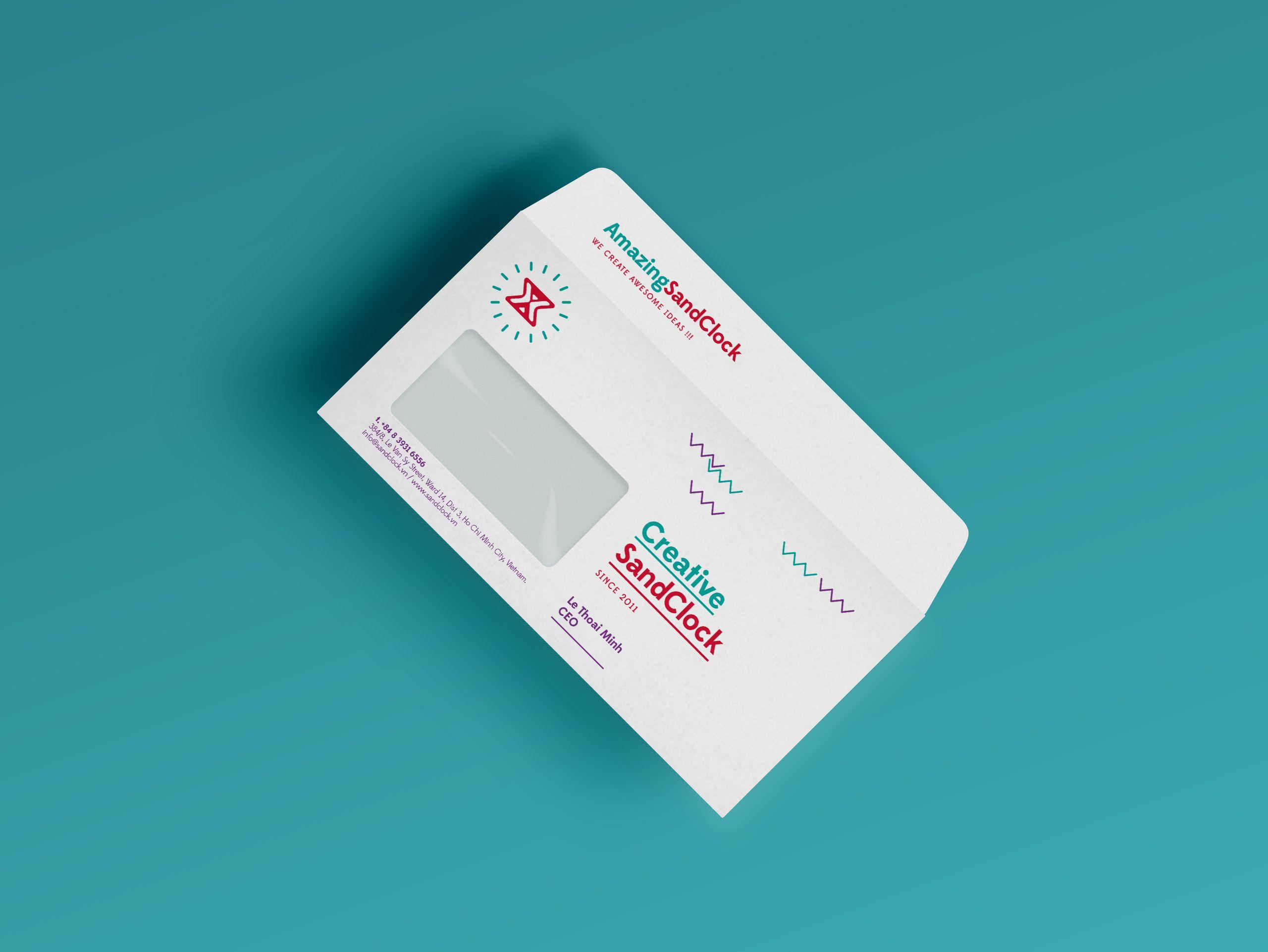 Envelope Design Vol.3 is an item designed in Stationary Design Vol.1 ...