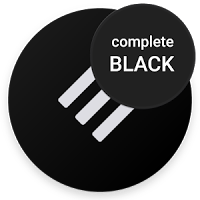 Swift Black Substratum Theme Oreo Samsung theme 12 3 Patched