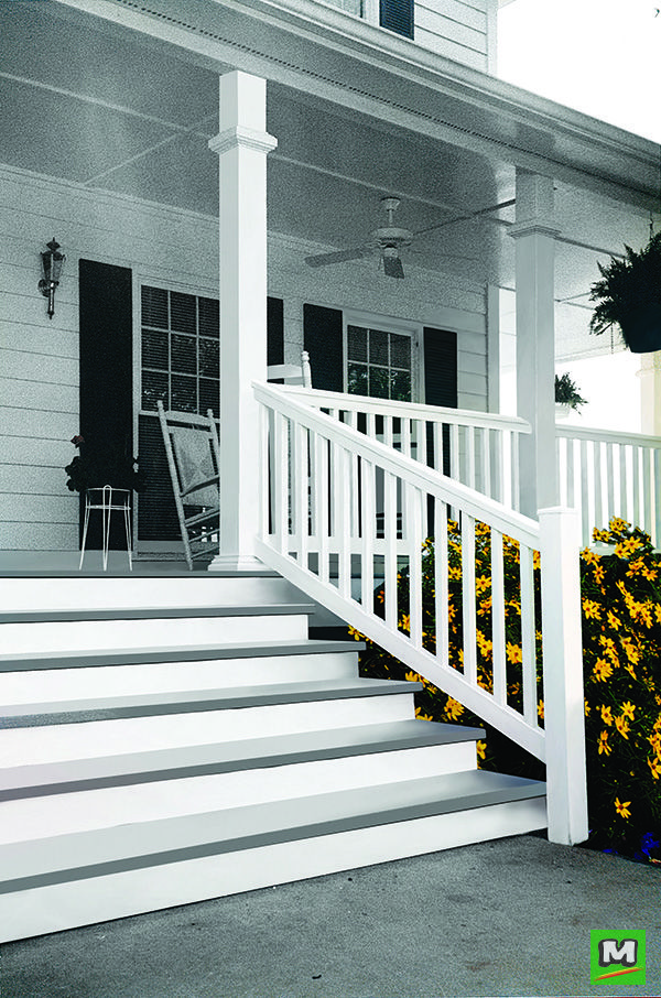 Perfect your deck or porch with Fypon® QuickRail®. Due to ...