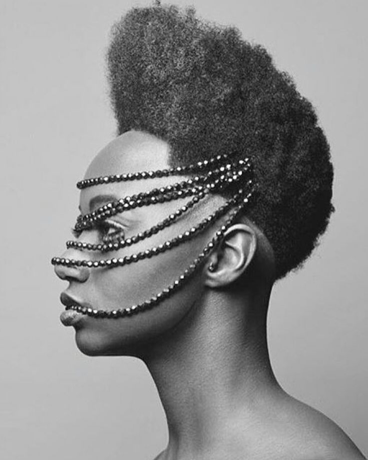 Hair Brained... Hair by and image via @patrick_ina  ______ #Osengwa | #AfricanArt | #AfricanFashion | #AfricanMusic | #AfricanStyle | #AfricanPhotography | #Afrocentric | #Melanin | #African | #Art | #AfricanInspired | #InspiredByAfrica | #BlackIsBeautiful | #ContemporaryArt | #OutOfAfrica