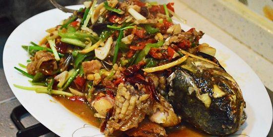 Easy To Make Hunan Style Salmon Chili Recipe