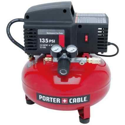 PORTER-CABLE PCFP02003 3.5-Gallon 135 PSI Pancake Compressor. #BestAirCompressor #pancakecompressor #aircompressor7 #compressorguide