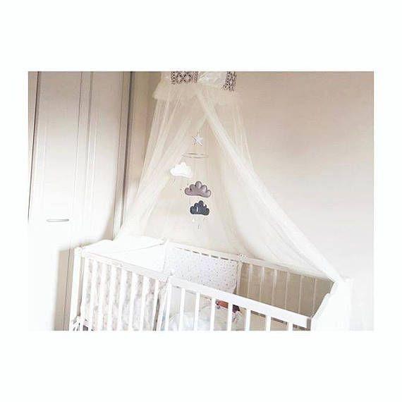 Mobile nuage bébé chambre bébé garçon idée déco chambre BABY