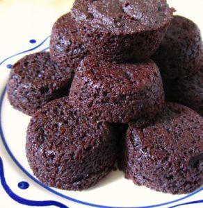 Chipmunk Chestnut Brownies (Paleo, Vegan)