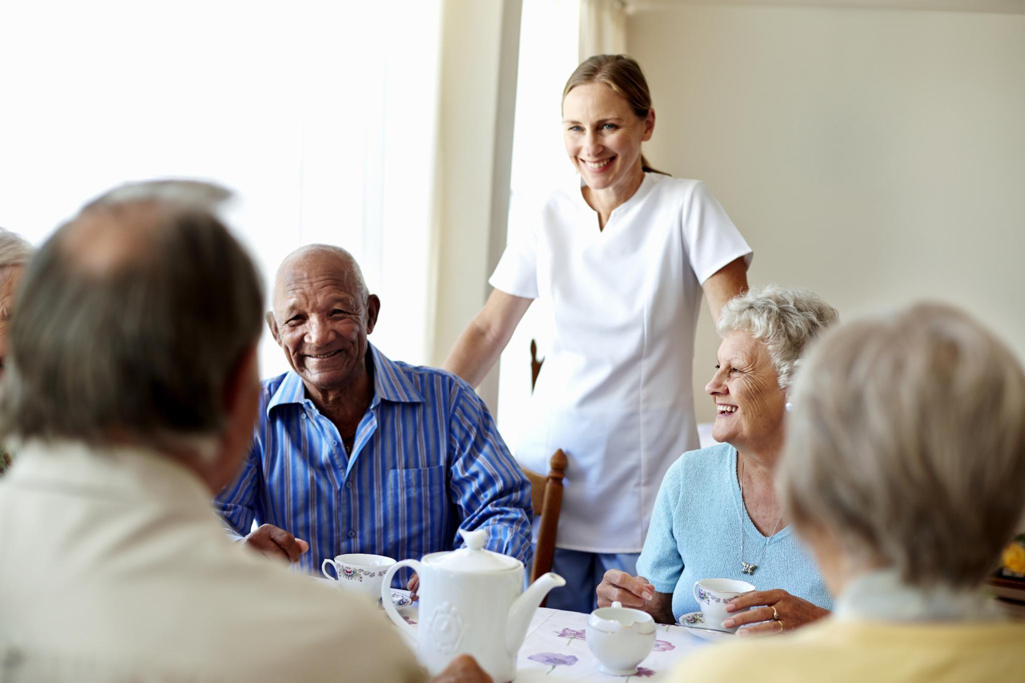 Nursing Home Administrators Have Many Responsibilities