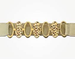 Resultado de imagem para cintos femininos dourado