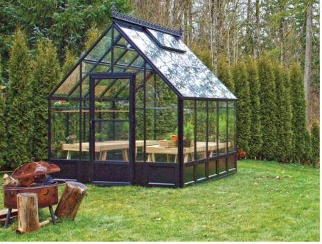 Hobby Greenhouses Amp Greenhouse Kits Gothic Arch Greenhouses