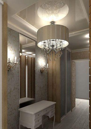 3d Interior Design Ideas for Entryways, Hallway Lighting ...