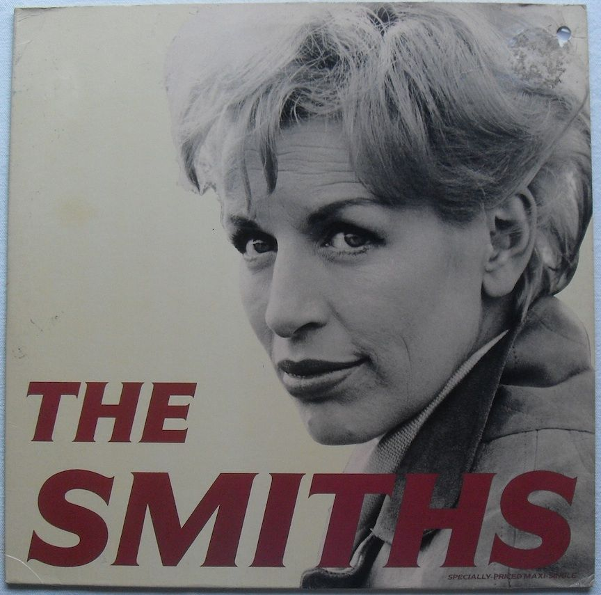 Ask 1986 Cover Star Yootha Joyce The Smiths Cover
