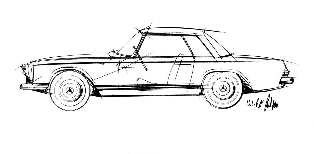 Épinglé par Ed Manzano sur Cars: Mercedes Benz W113