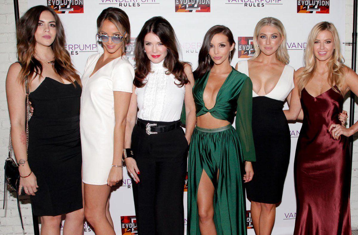 Scheana Marie, Ariana Madix: Vanderpump Rules Friendship