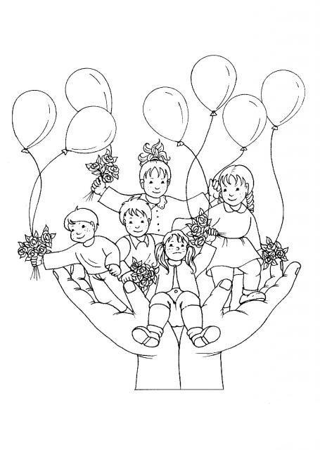 öğretmenler Günü Boyama Sayfalari 2 Kindergarten Teachers Day