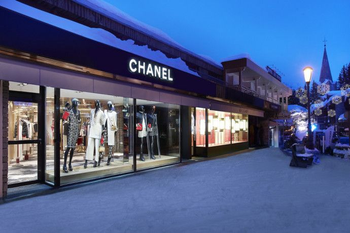 Chanel ouvre une boutique éphémère aux Etats-Unis !   Woman s ... ce1206e9002