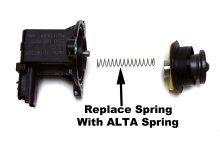 Alta Performance Mini Cooper Blow Off Valve Spring Upgrade Mini Cooper S Mini Cooper Alta Performance