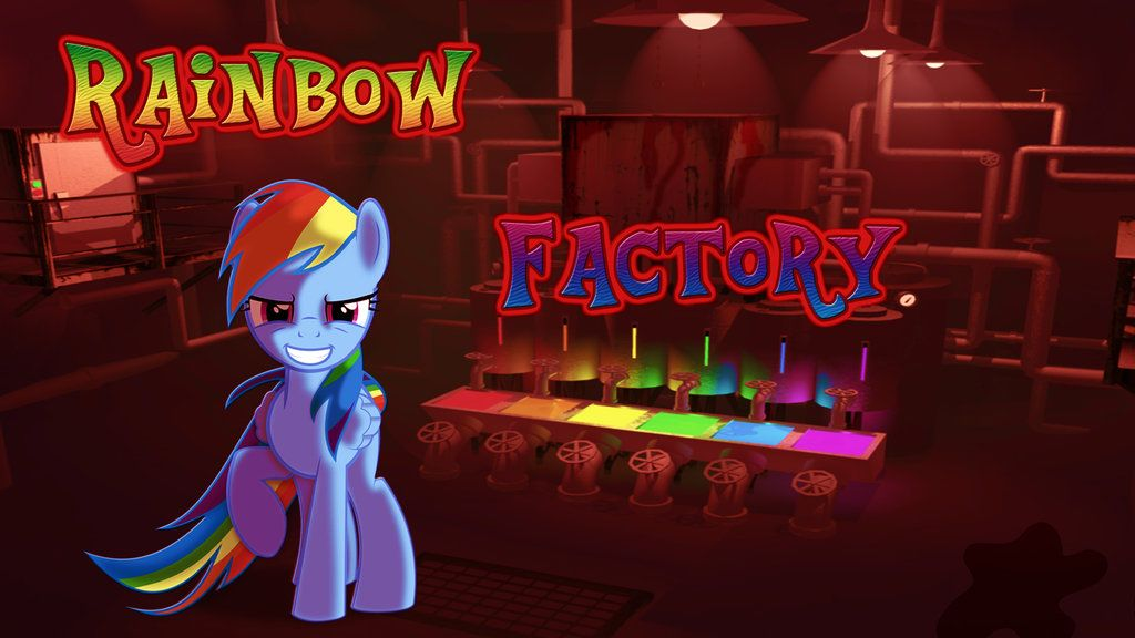 Wallpaper RD In Rainbow Factory By Barrfind.deviantart.com