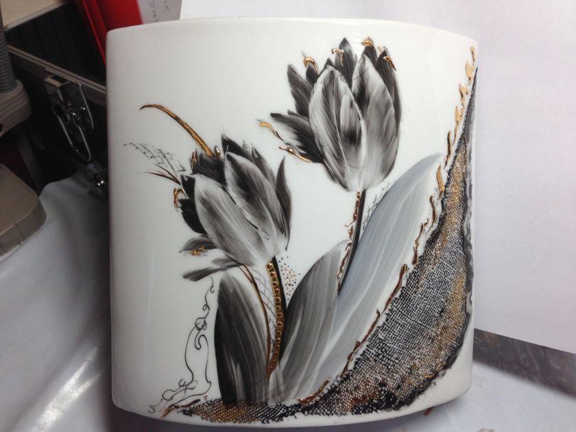 Img 1566 Peinture Sur Porcelaine Peinture Sur Ceramique Peinture