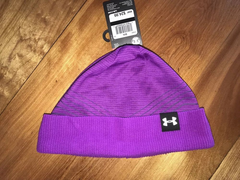 Under Armour Hat Toddler Girls Youth Winter Hat  fashion  clothing  shoes   accessories e7a99f60a2a