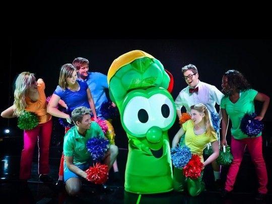 VeggitTales: Little Kids Do Big Things Houston, Texas  #Kids #Events