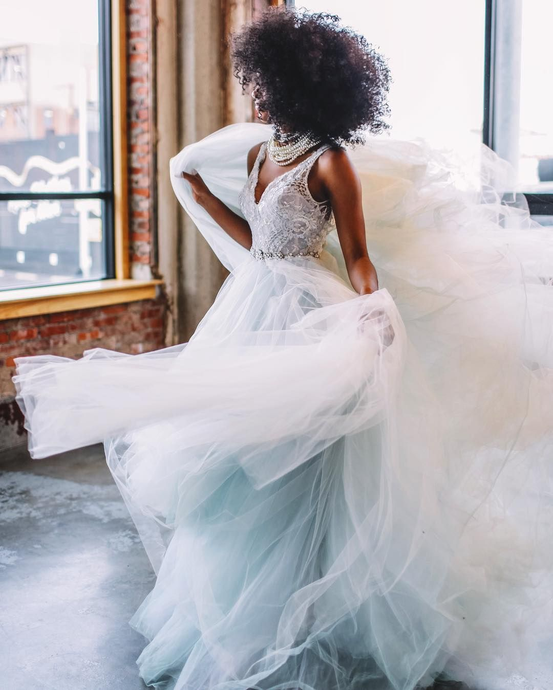 Lazaro wedding dress Style 3414
