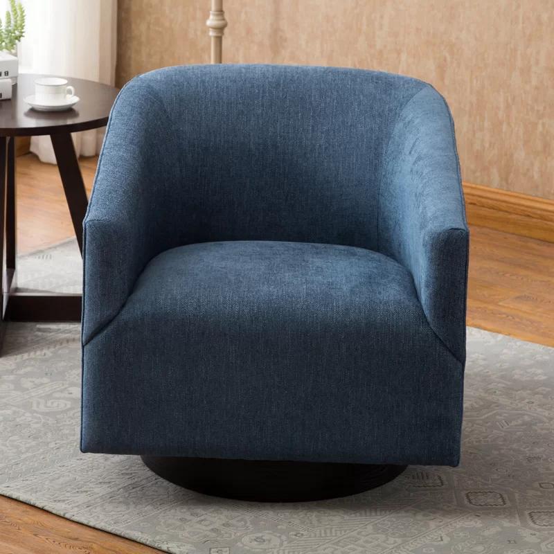 Kylie Swivel Barrel Chair Swivel Barrel Chair Barrel Chair Swivel Chair