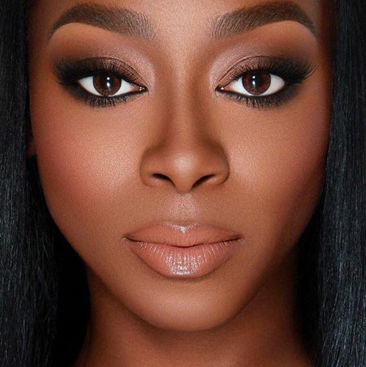 Pin by Lashai on Face Beat [Video] in 2020   Caramel skin