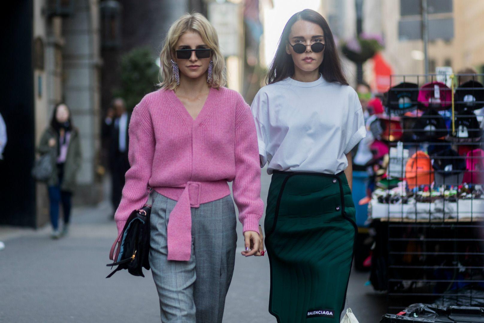 New York Moda Haftası Ve Sokak Modası