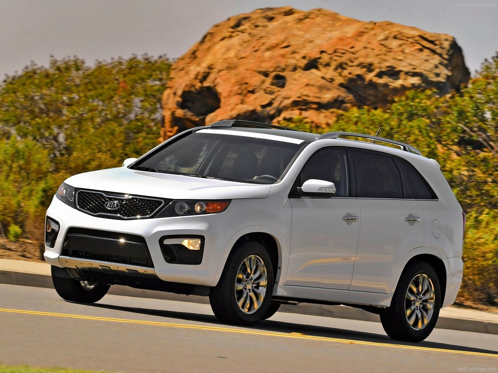 Kia 4x4 auto 2013 (1600x1200, auto) via www.allwallpaper.in ...