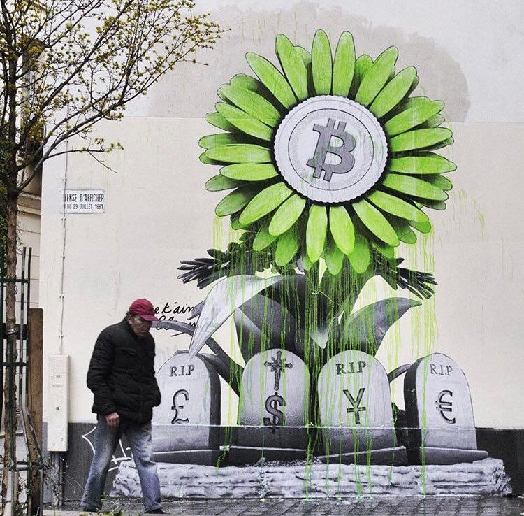 Do you think that bitcoin can replace dollar euro etc