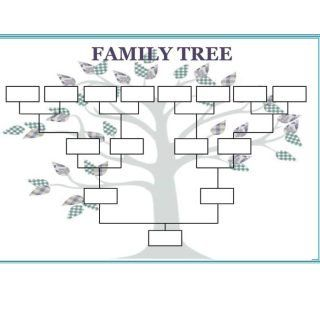 Pin By Hazel Mendoza On Diy And Crafts    Family Tree