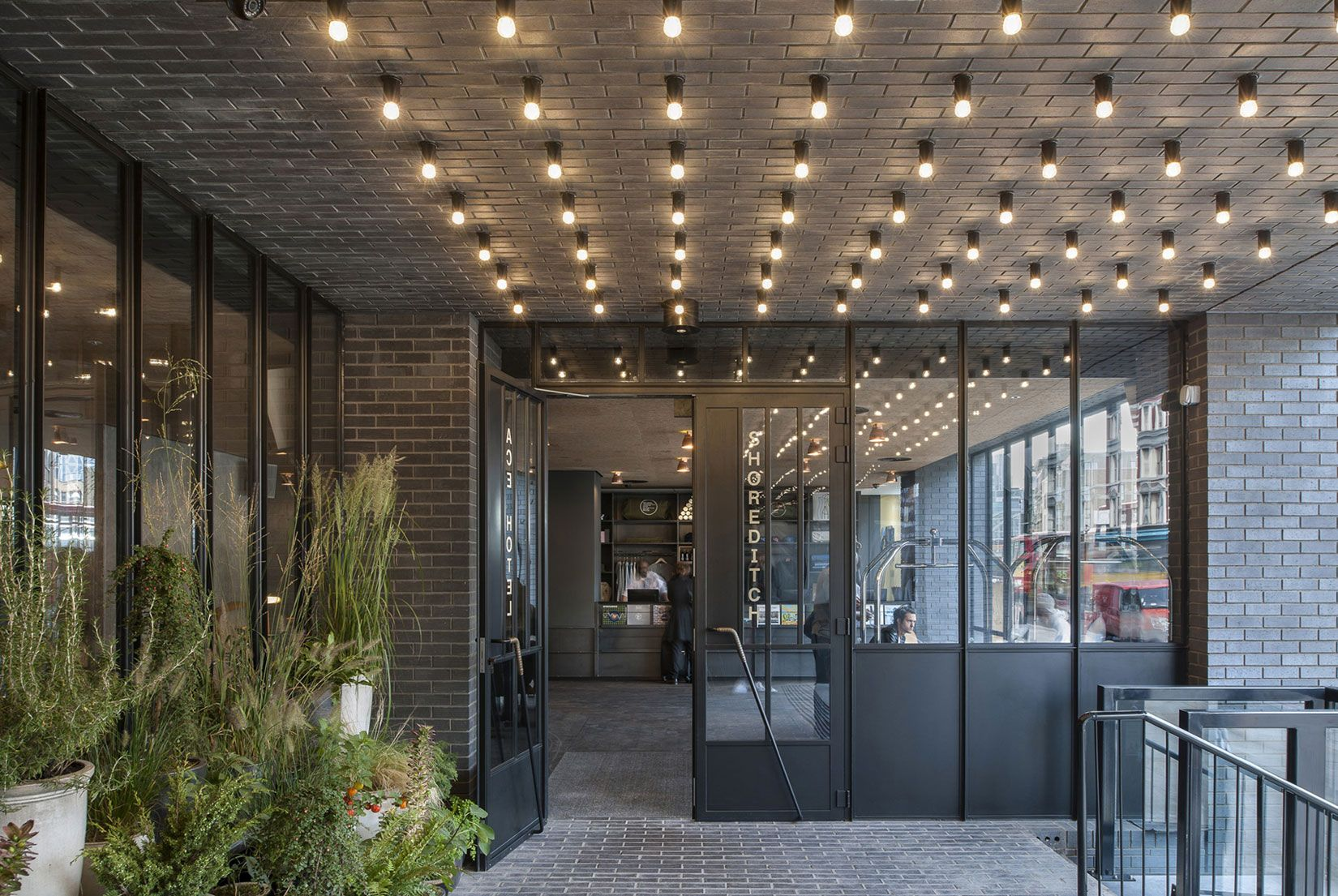 Ace Hotel London by Universal Design Studio