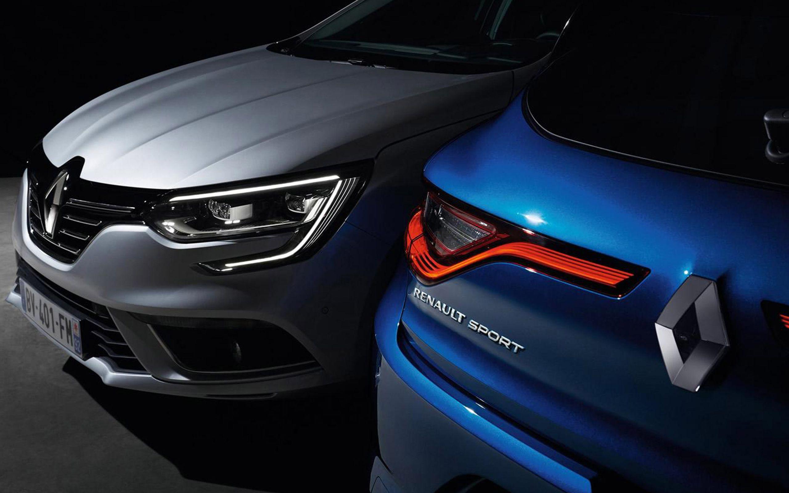 2016 Renault Megane Hd Wallpapers Auto Carros Incriveis Carros