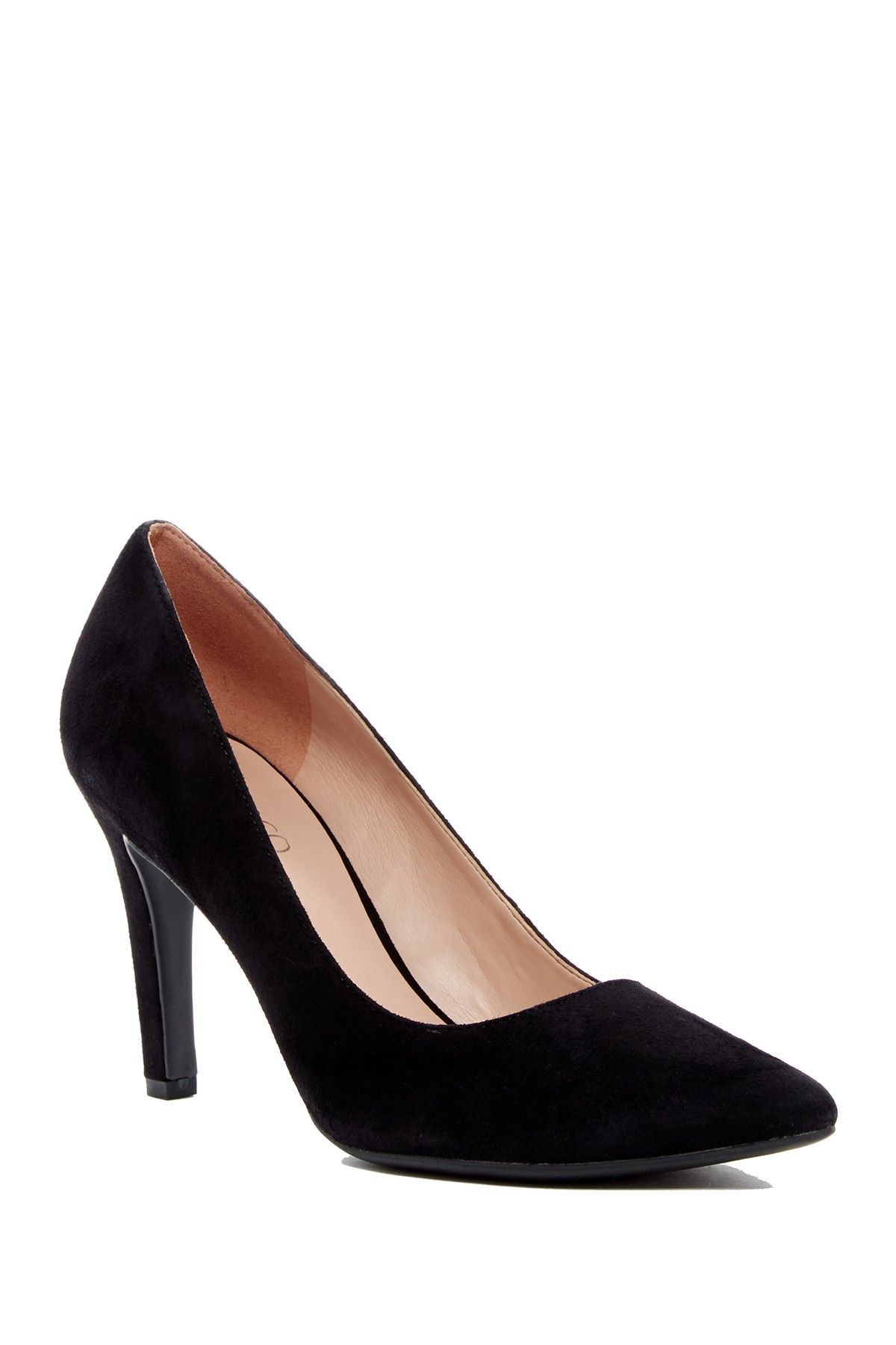 Amore Pointed Toe Pump