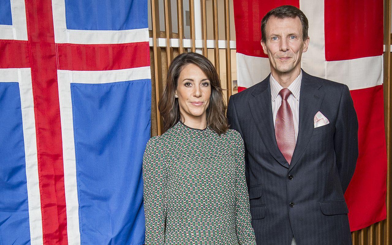 Prins Joachim og prinsesse Marie har netop afsluttet deres fjerde besøg til Island. Og det var et glædeligt gensyn.