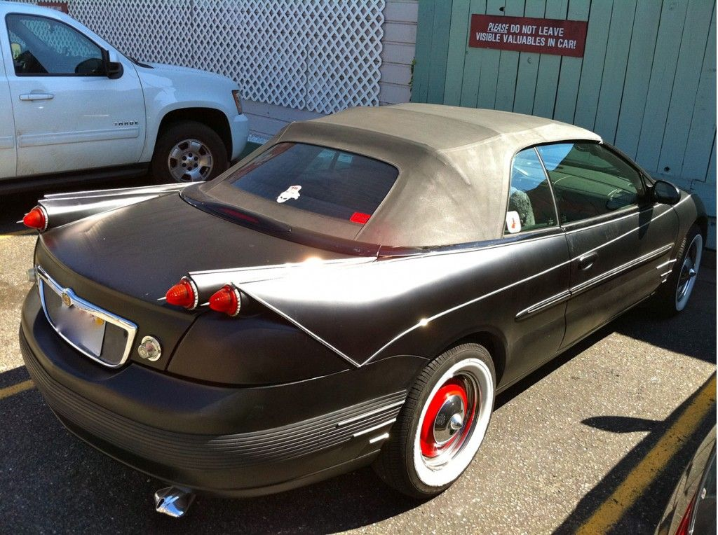 Custom Retro Chrysler Sebring Convertible Very Cool Sebring