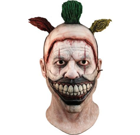 Twisty the Clown Mask - American Horror Story - Party City ...